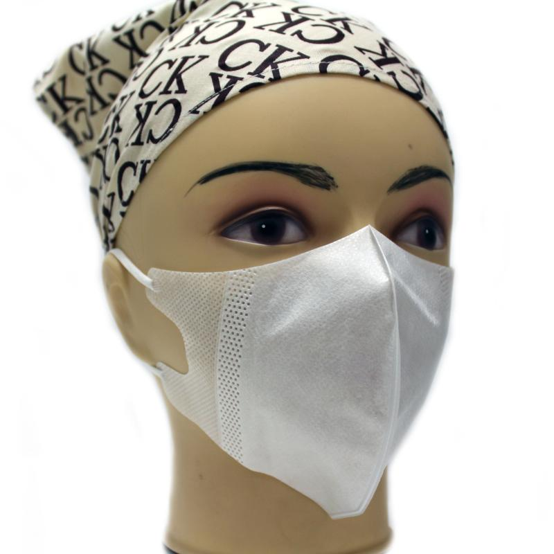 40 pcs 100%Medical non-woven Three-dimensional Disposable Face Mask Doctor Medical Face Mask for Anti Flu/Dust/Germs(China (Mainland))