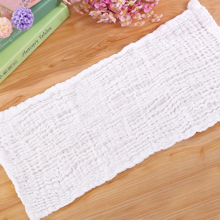 Cotton gauze soft sponges wash towels baby shower towel 70*55cm free shipping(China (Mainland))
