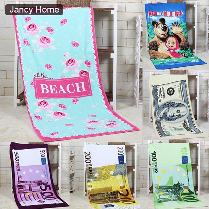 2015 new Absorbent Microfiber Bath Beach Towel Fast Drying Washcloth Swimwear Shower beach towel 70*140(China (Mainland))