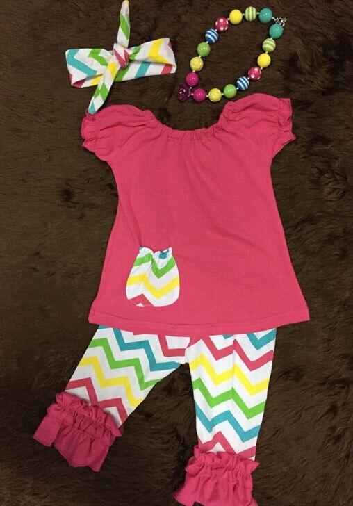 Комплект одежды для девочек Girls outfit 2015