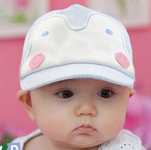 Spring and summer female child hat sun hat bonnet baby frog hat baby hat child baseball cap