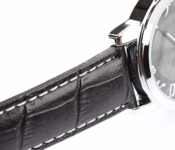 NARY Моды Пара Смотреть музыкальные символы мужские Личность Высокое Качество Кожаный Ремешок Кварцевые Часы Женщины Relogio Часы Подарки