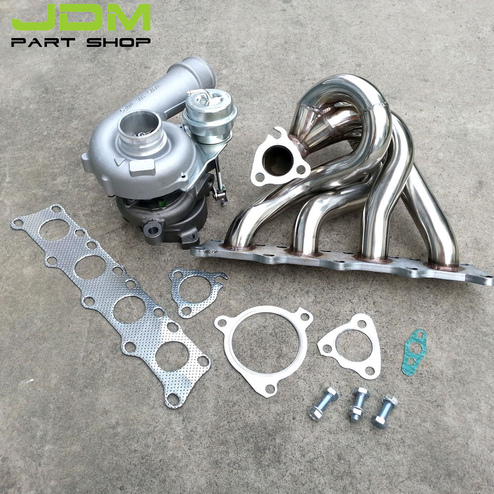 Stainless Steel Turbo Exhaust Manifold with k04 Turbo for Audi TT VW Golf GTI S3 210 225BHP Quattro(China (Mainland))
