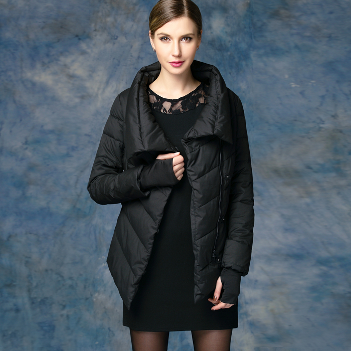 2016 casual fashion stand-up collar  thin female down coat female short jacket ladies down jacketОдежда и ак�е��уары<br><br><br>Aliexpress