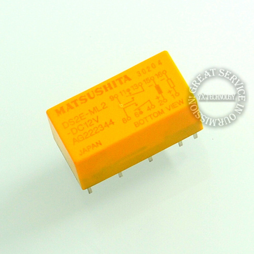 Реле Yx ds2e/ml2/dc12v ds2e/sl2/12v DS2E-ML2-DC12V 2 12