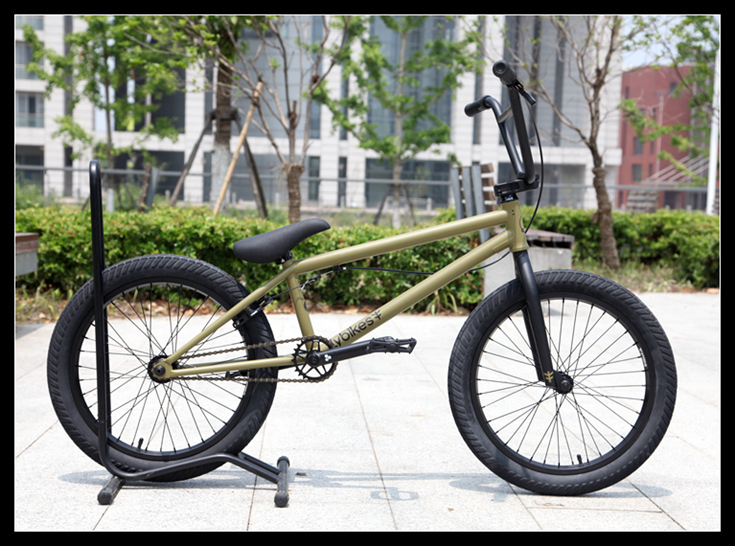 2015 New BMX Bike Bicicleta  black / mustard color Flybikes Fly has the city's fashionable BMX bicycle Proton Made in Taiwan(China (Mainland))