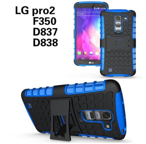 LG lg optimus select phone cases For LG G Pro 2,Anti-knock Back Cover Case For LG Optimus G Pro 2 D838 ...