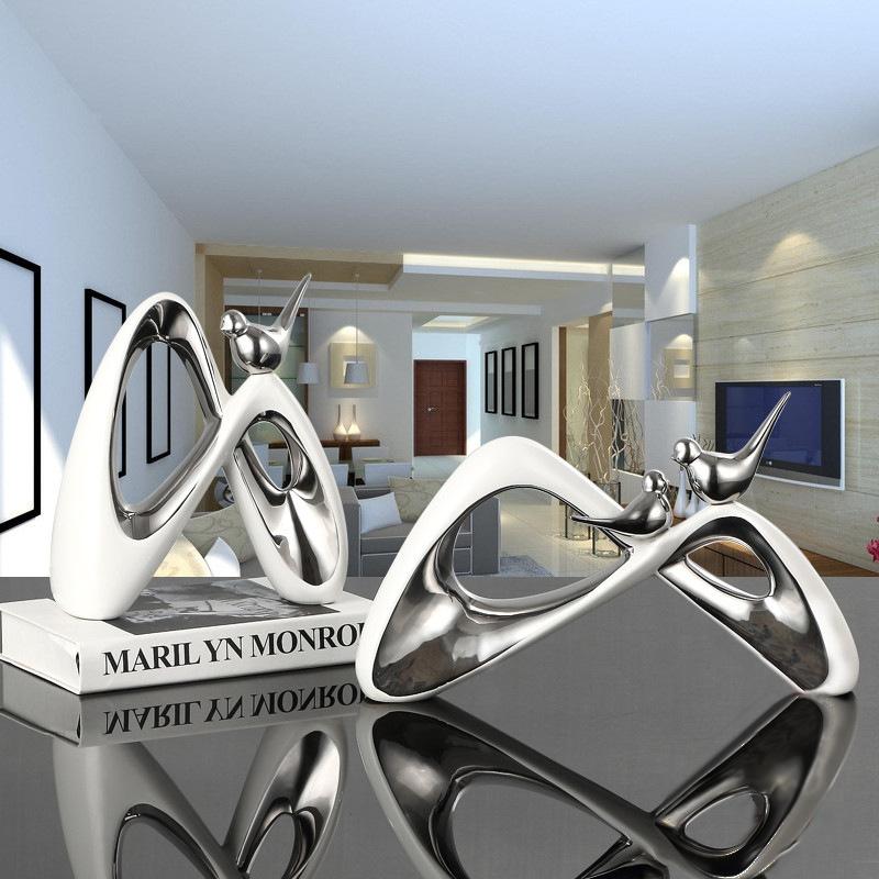 online kaufen gro handel moderne skulptur aus china. Black Bedroom Furniture Sets. Home Design Ideas