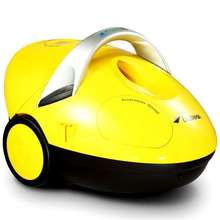 DX122F no consumables high suction power yellow vacuum cleaner for home(China (Mainland))