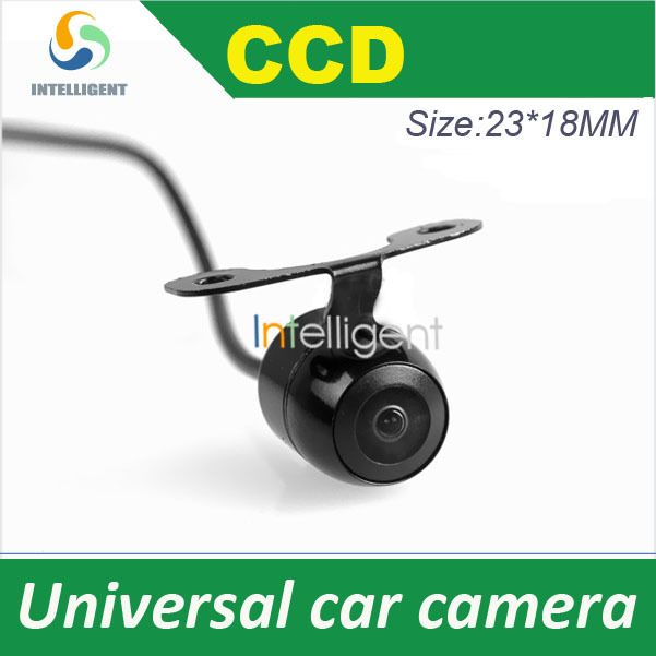 HD CCD Car parking camera car rear camera color night vision waterproof universal for all car solaris corolla mazda k2(China (Mainland))