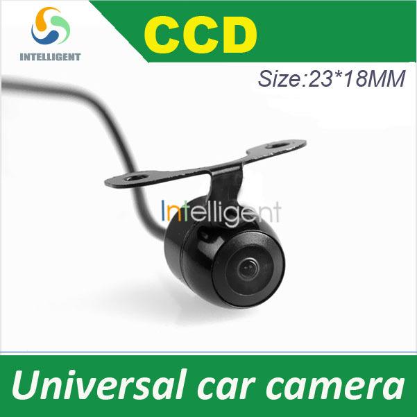 HD CCD Car parking camera car rear camera color night vision waterproof universal for all car solaris corolla mazda k2(China (Mainland))
