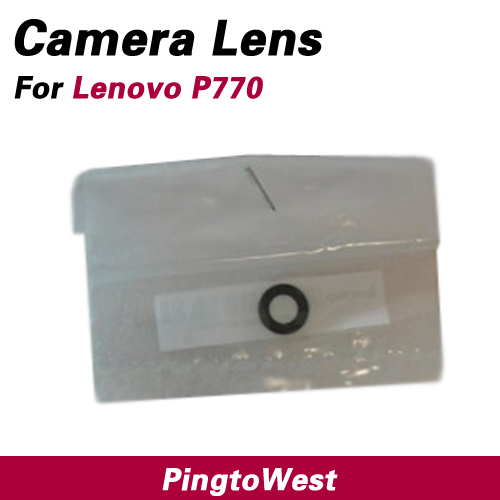 Original Back Camera Lens Camera Glass Repair Replacement Parts For Lenovo P770 Directly From Service Centre,Free Shipping