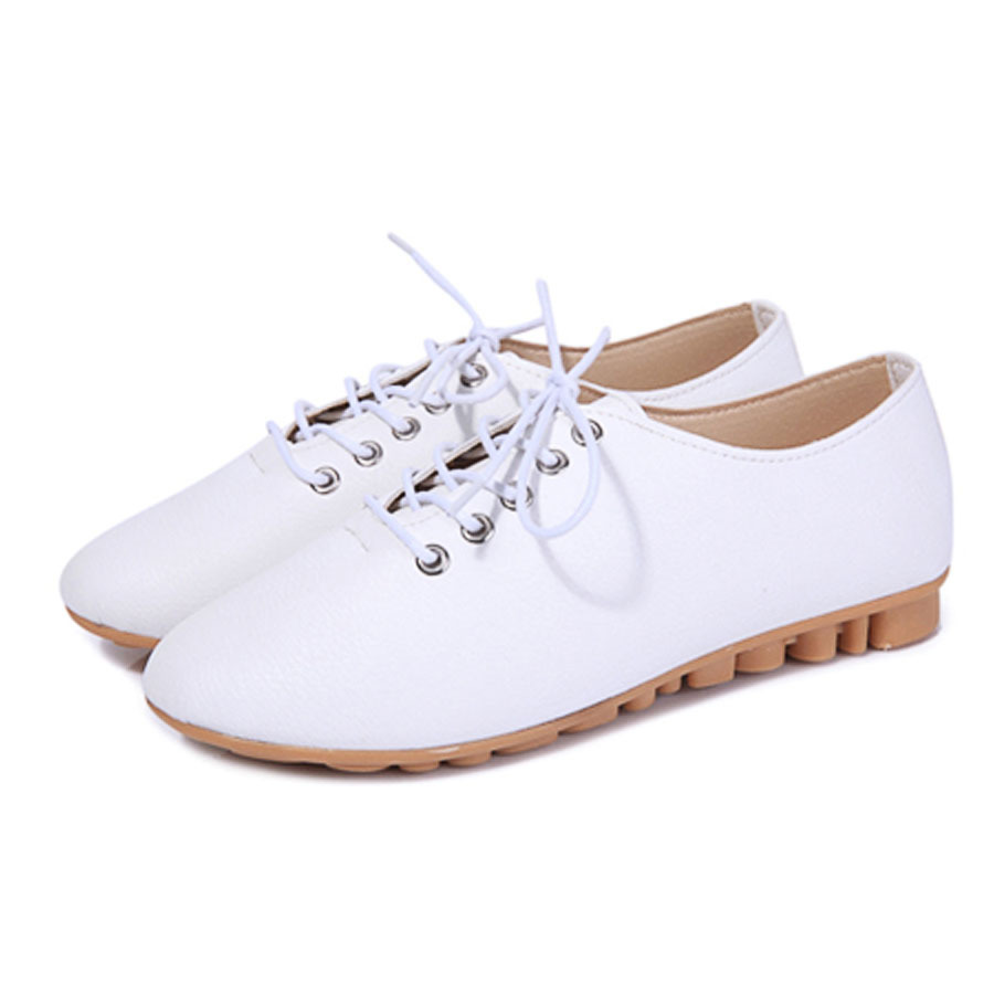 single women in spring Spring and autumn women \'s shoes college women\' s shoes retro round women \'s shoes with a single shoes , us65-7 / eu37 / uk45-5 / cn37 b073y7wtll.
