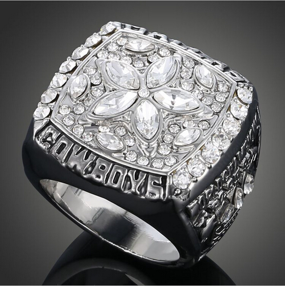 NFL 1996 Dallas Cowboys Super Bowl Championship Rings American Football World Champion Rings Men Classic Collection Jewelry(China (Mainland))