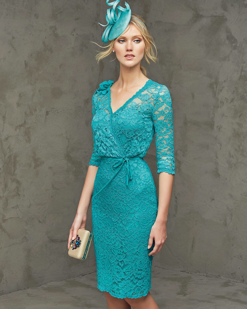 Turquoise Mother of the Bride Dresses | Dress images