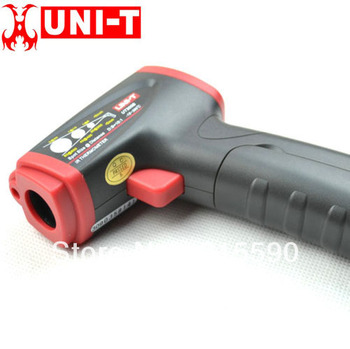 UNI-T UT300B LCD Infrared Thermometers UT-300B with Laser Switch 500mS Response Time