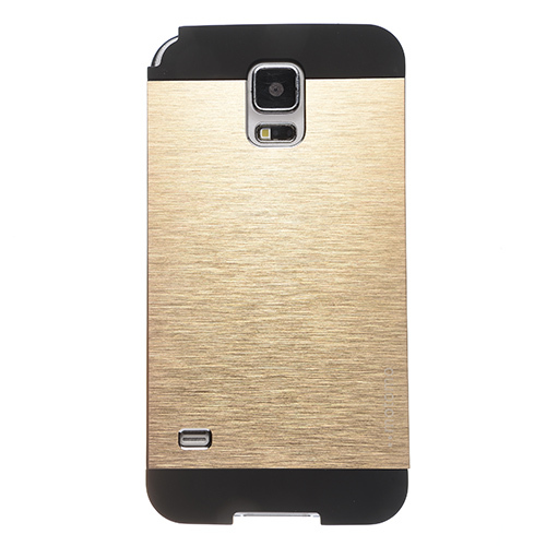 Phone Cases for Samsung Galaxy S5 Case Brushed Metal Cover mobile phone bags & cases Brand New Arrive 2014(China (Mainland))