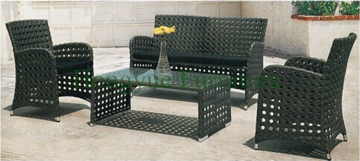 Patio outdoor wicker perforated sofa set,outdoor furniture designs<br><br>Aliexpress