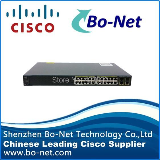 100%genuine CISCO switch WS-C2960-24PC-S(China (Mainland))