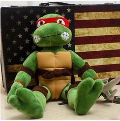 Гаджет  Teenage mutant ninja turtles plush toys 40 cm 1 pcs/set stuffed tmnt plush dolls for boy birthday gift None Игрушки и Хобби