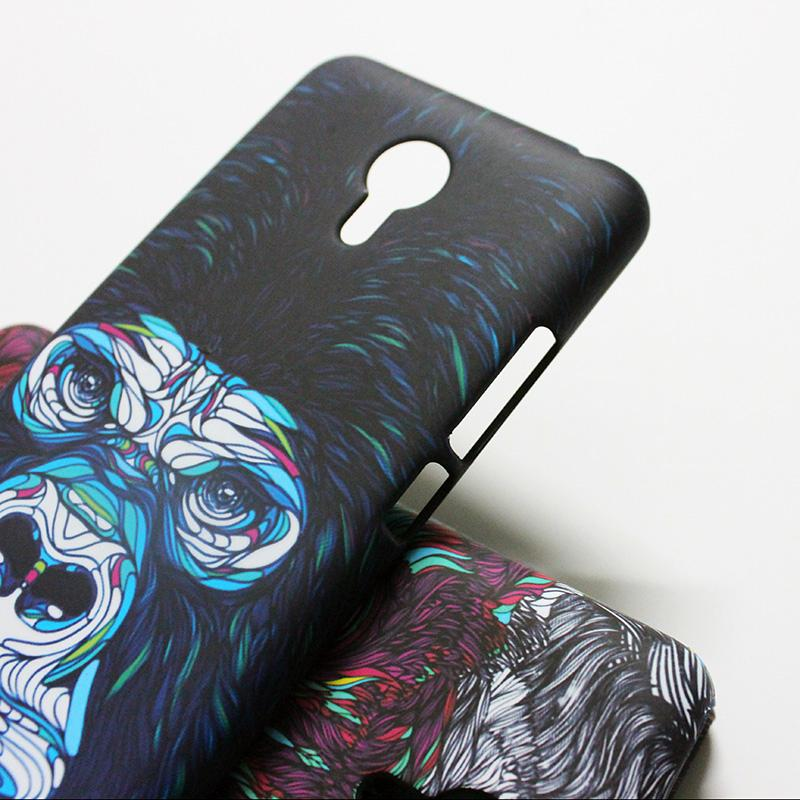 phone capa for meizu m1 note 3D cover Case for meizu m1 note colorful printing plastic