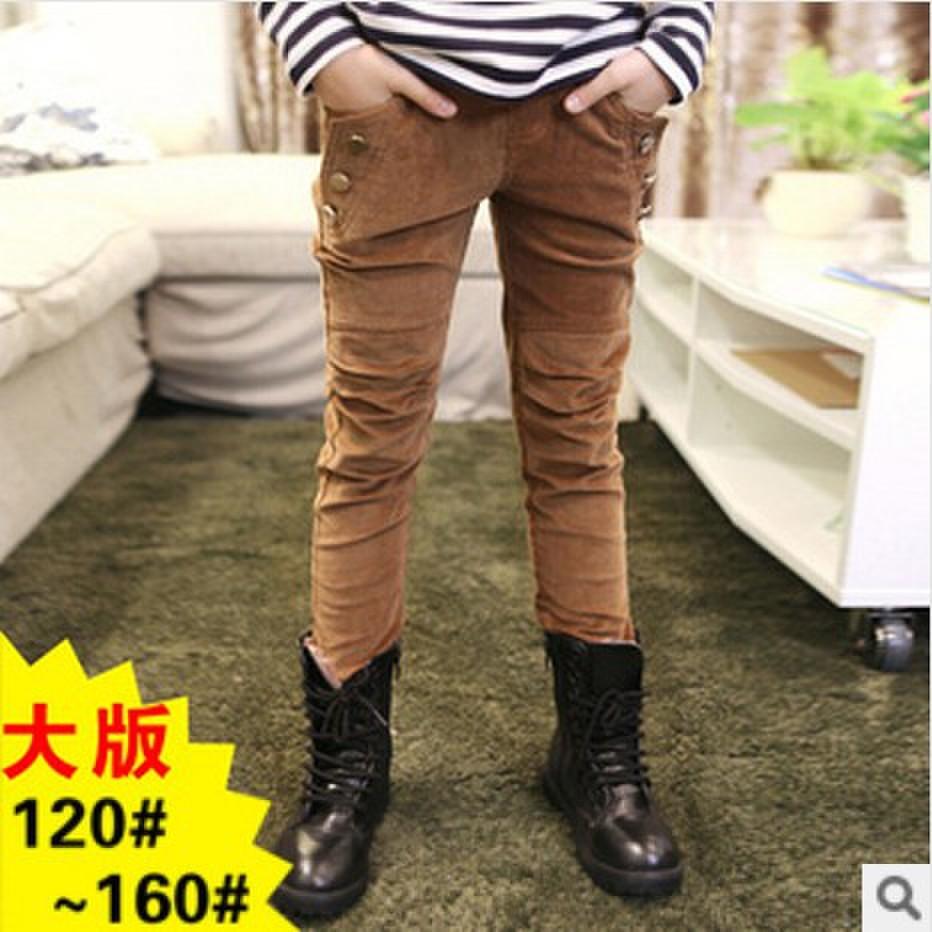 kids corduroy pants - Pi Pants