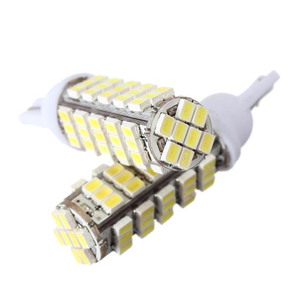 Hot Sale T10 194 168 W5W 68 LED 3020 SMD White Car Auto Light Source Indicator Side Wedge Bu