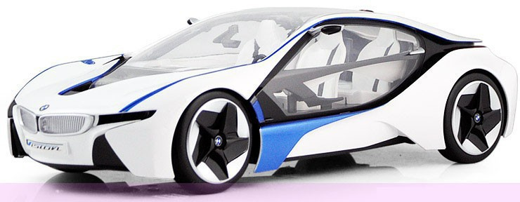 Free shipping 1:14 VED i8 Electric Remote Radio control RC Car Toys Vehicle Machines(China (Mainland))