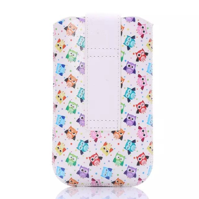 1X New Free Shipping In Stock Hot Sale Optional Pouch Cover Portable Bag Skin Pull Leather Case For Gigabyte Gsmart AKU A1(China (Mainland))