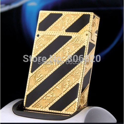 S.T Memorial Dupont lighter Bright Sound! New Box +Gas converter Serial number C134 - Honest Lin's store