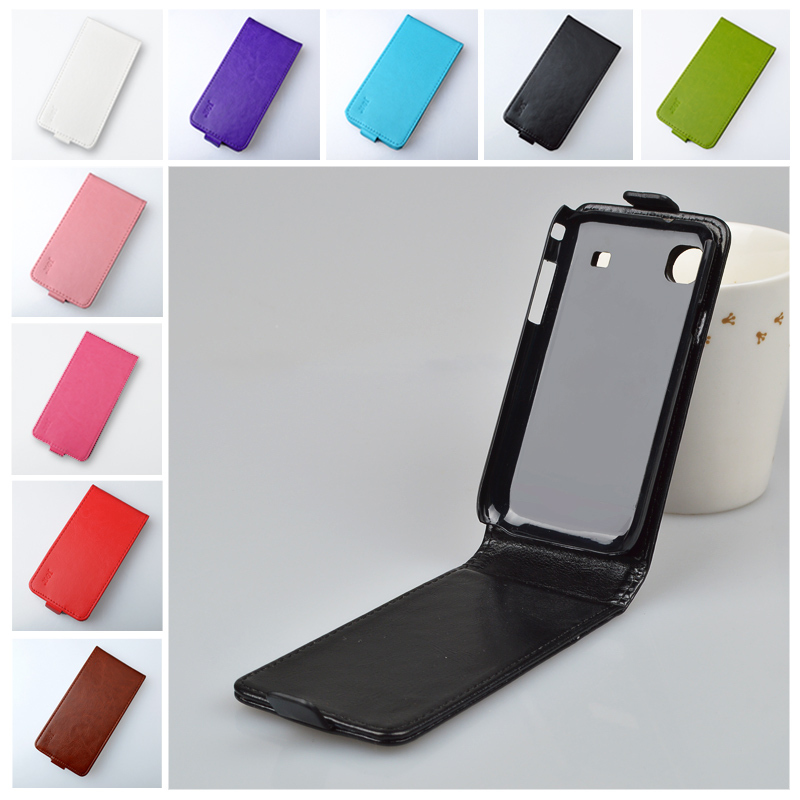 New Arrival J&R Brand Leather Case for Samsung Galaxy S Plus i9001 i9000 Flip Cover for Samsung i9000 Case 9 Colors in Stock(China (Mainland))