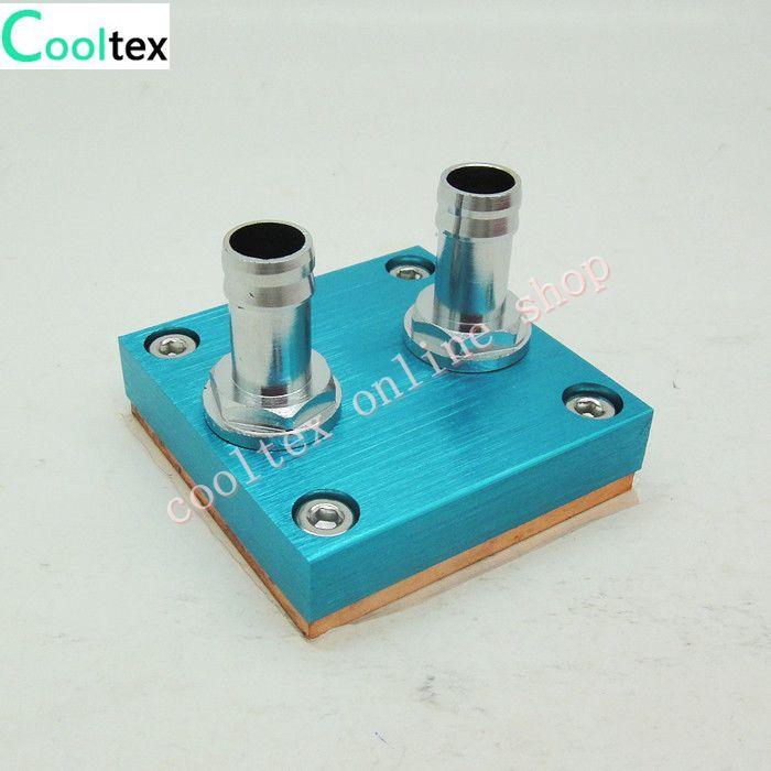 все цены на Охлаждение для компьютера  cooltex 100% 50x50x13mm intel AMD GPU CPU GPU water block онлайн