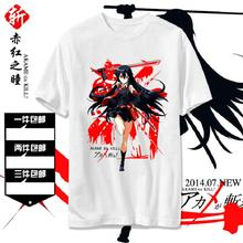 Buy High-Q cartoon Akame Mine Leone Tatsumi Night Raid Tees T-Shirts tshirt Akame ga KILL! student breathable t-shirt tshirt tees for $12.64 in AliExpress store