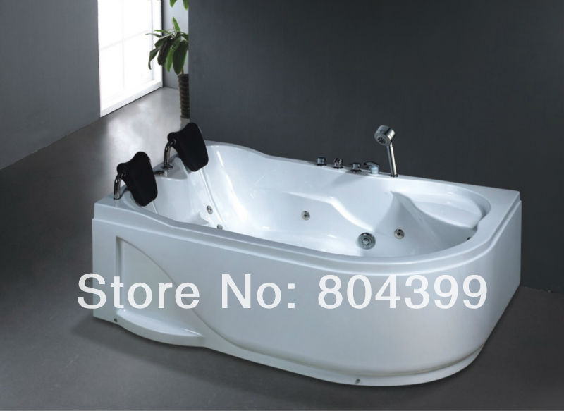 Large Bathtub Acrylic Pedestal Large European Style