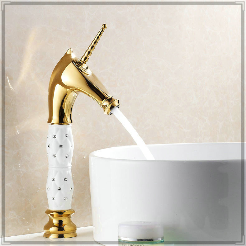 ... Basin Faucet Single Handle Sink Mixer Tap water bathroom faucet