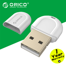 ORICO BTA-408-WH Mini Bluetooth 4.0 Adapte for Notebook Desktop PC-White