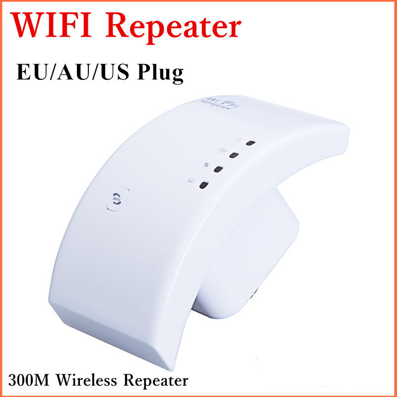 10pcs/lot 2015 300M 802.11N Network AP repeater  In stock Wireless repeater Wifi WLAN Repeater Wi-Fi Router Range Extender<br><br>Aliexpress