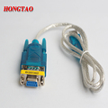 Supports Windows 8 USB to RS232 cable and DB9 9pin Serial w Female Adapter No CD