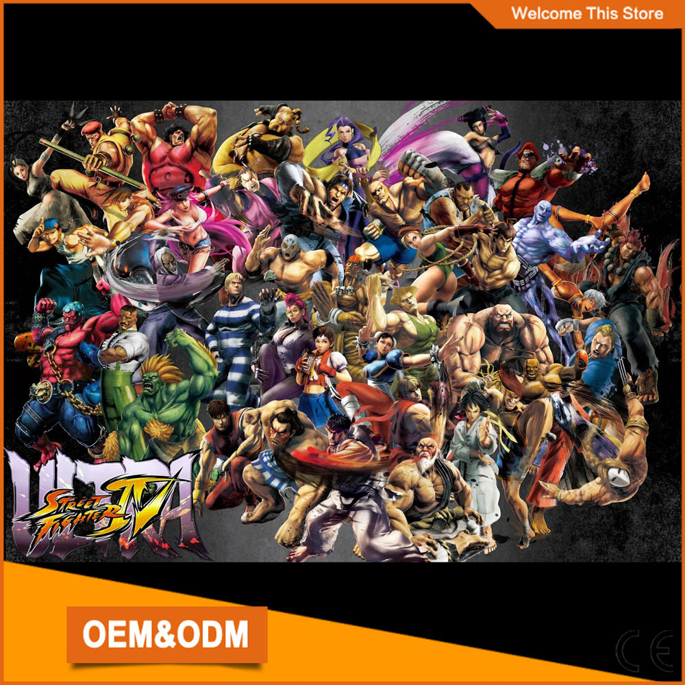PS3 Games Motherboard Console,alibaba express Ultra Street Fighter 4 Jamma Board with multi games(China (Mainland))