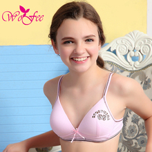 WoFee latest Young girl shaping small adjustable cotton bra B8857