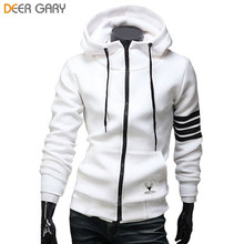 2015 NEW Fashion Men Hoodies Brand Sports Suit High Quality Men Sweatshirt Hoodie Casual Zipper Hooded Jackets Male M-3XL(China (Mainland))
