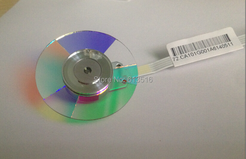 100% NEW original Projector Color Wheel  for  Dell 4210WX  wheel color<br><br>Aliexpress