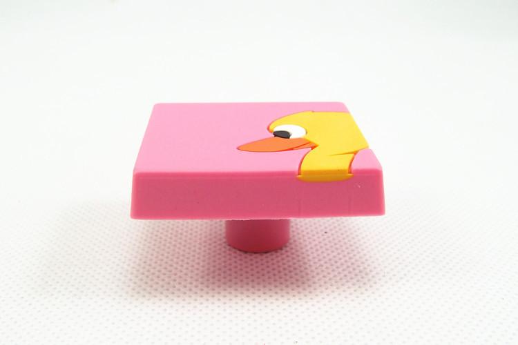 Soft Cartoon Handle Kids knob Modern Hardware cabinet drawer handle children furniture knob above 80 models
