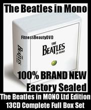 Новый ~ The Beatles в моно 13 CD полный бокс-сет ограниченным тиражом в заводских условиях