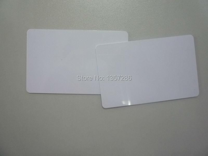 RFID 13.56 s50 (fudan F1108 ) blank smart card (58.6*54*0.8mm)(China (Mainland))