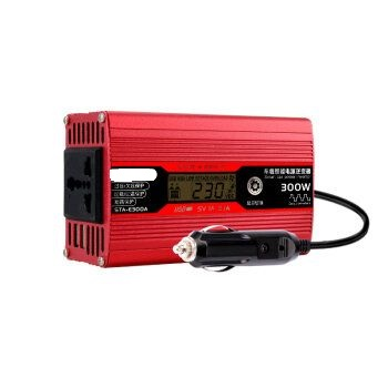 Car special inverter 300W Power Inverter USB Charger Adapter Supply Output Voltage Laptop Cellphone for AC220-240V/AC110-120V(China (Mainland))