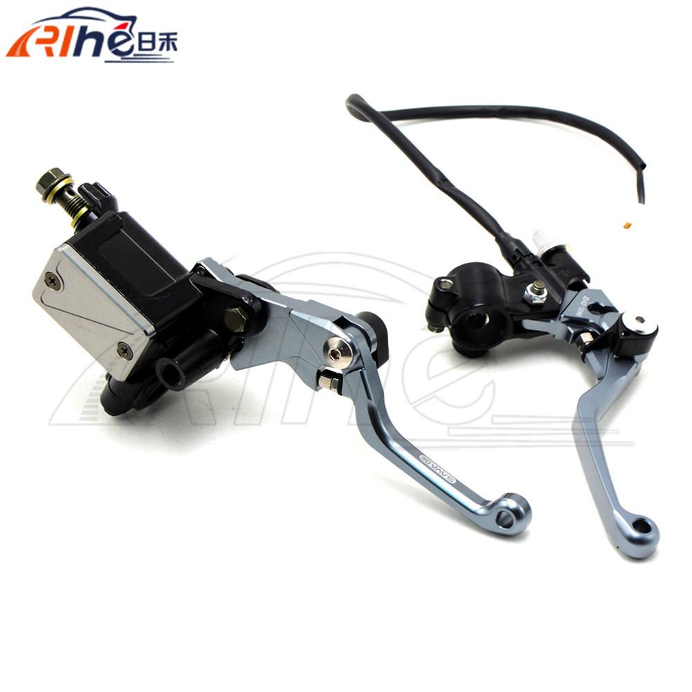 Hydraulic Brake Cable Clutch 7 8 Dirt Bike Brake Master