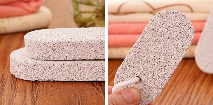 Hot Skin Foot Clean Scruber Hard Skin Remover Scrub Pumice Stone Clean Foot  High Quality