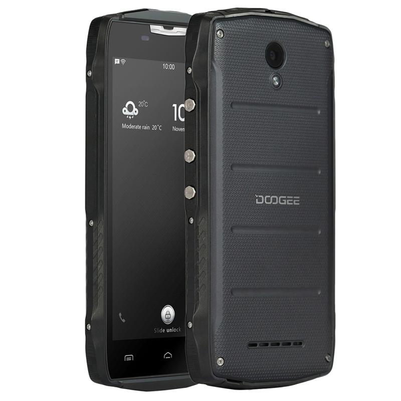 Original Doogee T5S 4G Waterproof Mobile Phone RAM 2GB ROM 16GB MTK6735 Quad Core 5 inch 13MP 4500mAh Android 6.0 Smartphone
