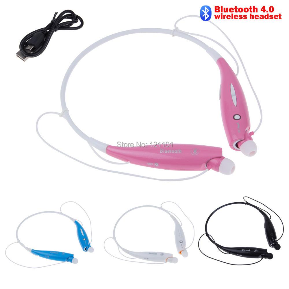 Free shipping HV-800 Wireless Bluetooth HandFree Sport Stereo Headset headphone for Samsung iPhone LG MP3 sport(China (Mainland))